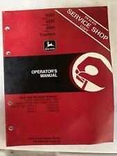 John Deere Om Rw21230 40504250 Amp 4450 Operators Manual