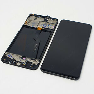 For Samsung Galaxy A10 A105 LCD Touch Screen Display Frame Dual Sim OEM