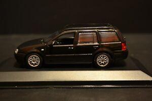 VW Golf Variant IV (Europian Jetta) 1999 Minichamps Dealer Edition in scale 1/43