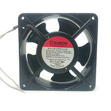 Original SUnon DP200A 2123XBL.GN Axial cooling fan 120x120x38mm 230V 2850RPM