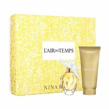Nina Ricci L'Air Du Temps Eau De Toilette 30ml + Body Lotion 75ml gift set