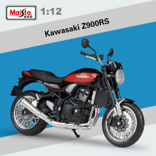 Maisto 1:12 Scale Collection Kawasaki Z900RS Motorcycle Model Toy New in Box