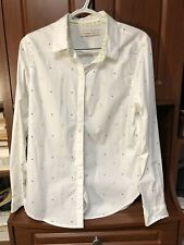 Women's Lot of 2 Abercrombie & Fitch Clothing Button Down Shirt