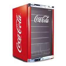 Husky Highcube CocaCola Flaschenkühlschrank EEK A+ Kühlschrank 115L Glastür