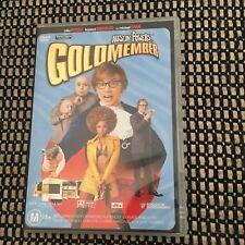 AUSTIN POWERS, GOLDMEMBER DVD