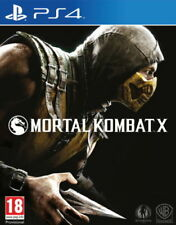 Mortal Kombat X (PS4 Game) *VERY GOOD CONDITION*