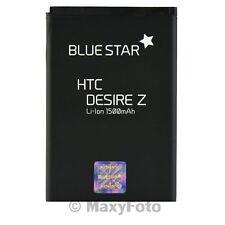 BATTERIA ORIGINALE BLUE STAR 1500mAh LITIO PER HTC 7 MOZART DESIRE S Z