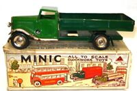 TRIANG MINIC NO. 10M DELIVERY LORRY - RARE EXC. BOXED