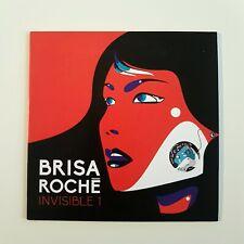 BRISA ROCHE : INVISIBLE 1 / DISCO  ♦ CD ALBUM PROMO ♦