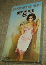 BUTTERFIELD 8 VHS, NEW AND SEALED, RARE, STARRING ELIZABETH TAYLOR OSCAR WINNER