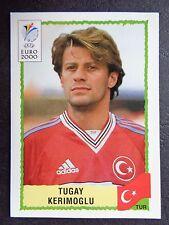 ☆ Panini Euro 2000 - Turkey / Türkiye Tugay Kerimoglu #153