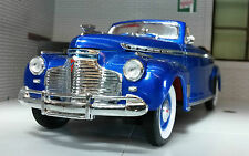 G LGB 1:24 Scale Chevrolet Special Deluxe Cabrio 1941 Diecast Detailed Model