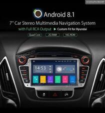 AUTORADIO Hyundai IX35 Tucson NAVIGATORE GPS Android 8.1 Wi-Fi XTRONS PA7835HIP