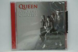 QUEEN : Absolute Greatest   CD Album - Bohemian Rhapsody -  Freddie Mercury
