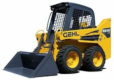 GEHL SL4640 -SL 6640E SKID STEER LOADER PARTS MANUAL