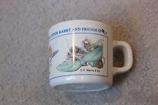 Johnson Brothers Fine China Green Floral Coffee Tea Mug Cup England