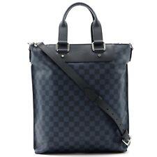LOUIS VUITTON Cabas jour 2way Tote crossbody Bag N42223 Damier Cobalt canvas LV