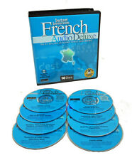 Learn to Speak French Language 8 Audio CDs (Salut, Au revoir, Oui, Non, Dormir)