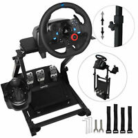 New Racing Simulator Steering Wheel Stand Pro Stand For G27 G29 PS4 G920 T300RS