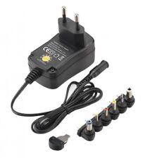 Pug-in Power Supply AC/DC Switching Mode Adaptor 3-12V 0.3A EU Plug Universal