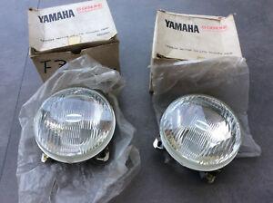 YAMAHA FZR250 LENS LR SET (QTY.2) NOS 46X-84320-H0 , 46X-8432A-H0