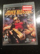 Duke Nukem Forever (Sony PlayStation 3  Brand New Factory Sealed