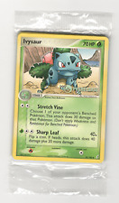 Pokemon Ivysaur SEALED Prerelease Promo Crystal Guardians Set Pack of Ten 10 NM