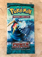 1 X Pokemon Sealed Booster Pack - EX Power Keepers - Unweighed