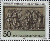 Berlin (Ouest) 784 (édition complète) oblitéré 1987 rixdorfer relief