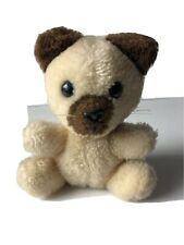 "Dakin Vintage Siamese Soft Stuffed Cat Plush Toy 1978 Small 5"""