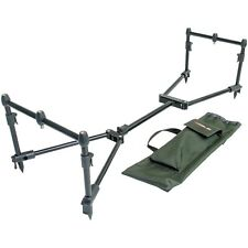 Leeda Rogue Pack Pod - Inc Case Carp Fishing- X7001 Carp Fishing Rod Stand