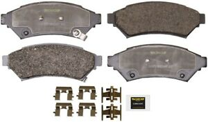 Frt Premium Ceramic Brake Pads  Monroe  CX1075