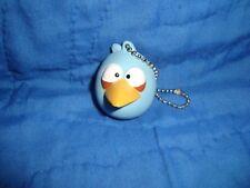 2012 Angry Birds Blue Bird PVC Keychain