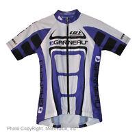 women's cycling jersey Louis Garneau Performance Pro road diamond purple new