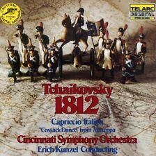 Erich Kunzel, P.I. T - 1812 Overture / Capriccio Italien [New CD]