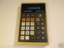 VINTAGE RARE LLOYTRON ACCUMATIC 320 CALCULATOR 1970'S
