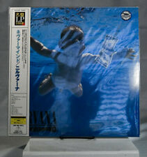Nevermind Nirvana UIJY-9009 Import OBI Japan LP 200 Gram LP100 SEALED NEW
