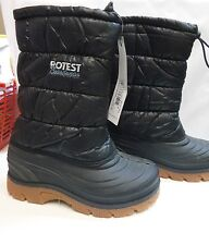 PROTEST BOARDWEAR DEERFOOT JR SNOW BOOTS  SIZE 31/32 *NEW*