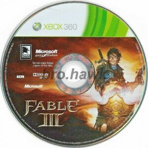 Fable III 3 (Xbox 360) - PAL - DISC ONLY