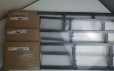 4 Ikea Lerberg Media Wall Mount Cd Dvd Shelf Rack Storage Black New 10035