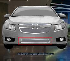 Fedar Fits 2011-2014 Chevy Cruze LT/LTZ RS Formed Mesh Grille Combo Insert