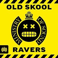 Old Skool Ravers - Ministry Of Sound [CD]