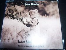 John Martyn Sweet Little Mystery Feat Backing Vocals By Phil Collins Aust CD