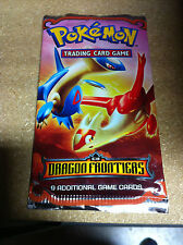 Pokemon TCG CCG EX Dragon Frontiers facory sealed booster pack! NEW