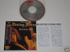 YNGWIE J.MALMSTEEN/MARCHING (MARCHE) OUT (POCP-9171)CD AU JAPON+OBI
