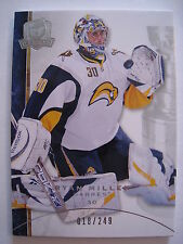 Ryan Miller 2008-09 Upper Deck THE CUP BASE CARD #9  /249