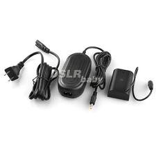 AC Power Adapter for Ack-e15 Dr-e15 DC Couple Canon EOS 100d Kiss X7 Rebel Sl1