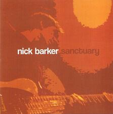 Nick Barker 'SANCTUARY' CD rare OS 'best of' compilation