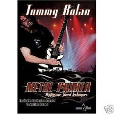 Learn Heavy Metal Lead Guitar Licks Electric Easy Guitar Licks New DVD