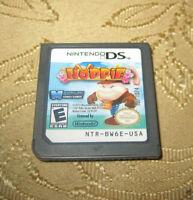 Hoppie Nintendo DS 2011 RARE Handheld Game Cartridge TESTED NES Works Great